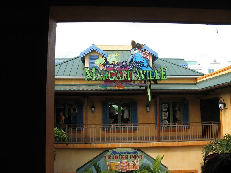Margaritaville on Grand Cayman