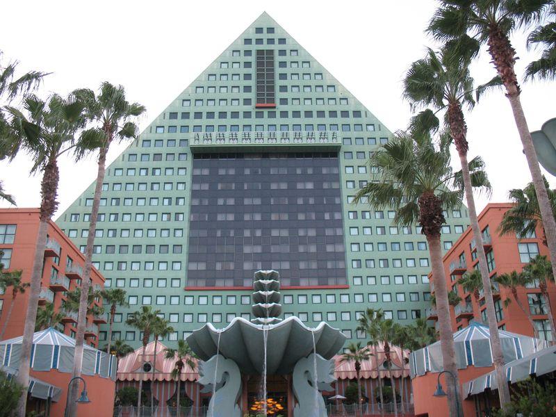 Dolphin Resot at Walt Disney World in Orlando