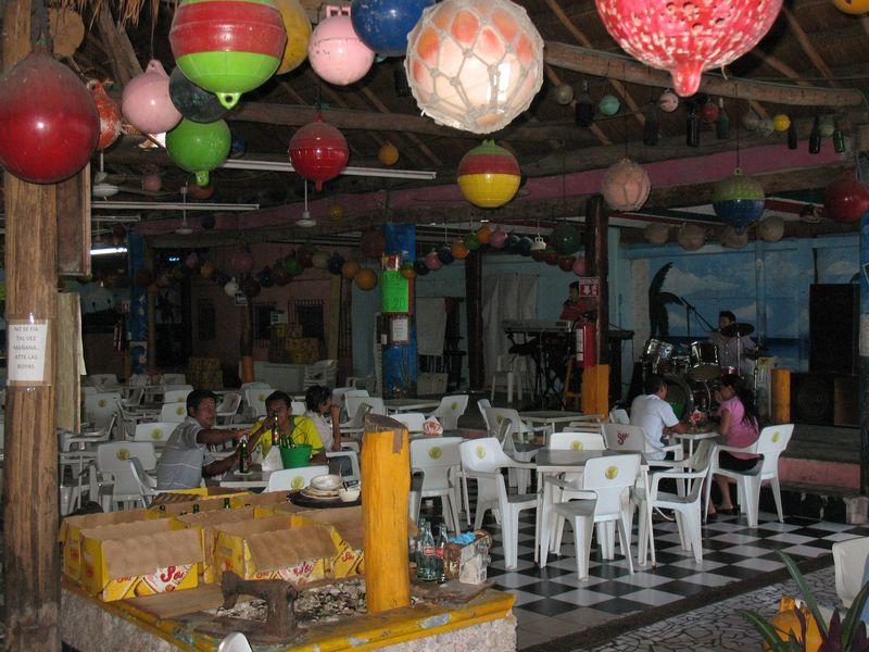 Las Boyas in Cozumel
