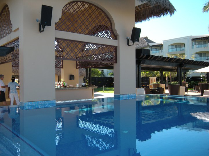 hard rock punta cana pool - Punta Cana Resorts Hard Rock Hotel