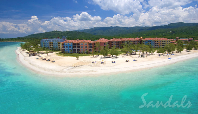 943835d84 ... Caribbean on Jamaica s South Coast. Sandals Whitehouse aerial view