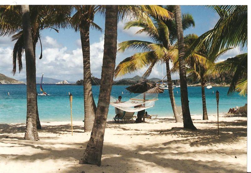 Most beutiful beach in the world - British Virgin Islands