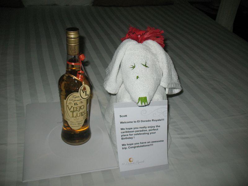 El Viejo Luis - a Birthday present