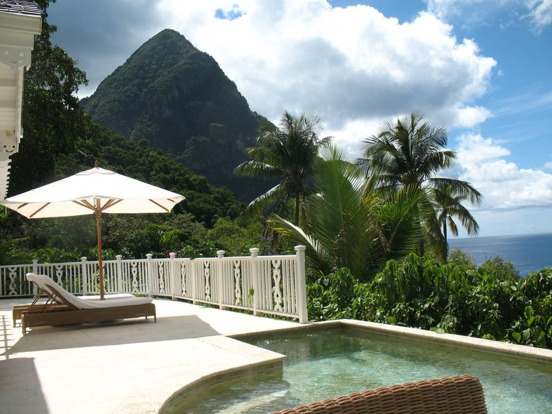 Sugar Beach Resort - St Lucia (6)