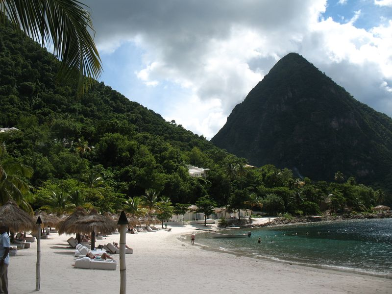 Sugar Beach Resort - St Lucia (25)